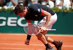 Dominic Thiem Fransa Açıkta finalde