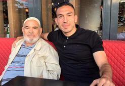 Mevlüt Erdinçin babası hayatını kaybetti