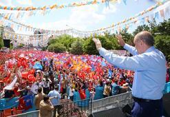 Cumhurbaşkanı Erdoğan: 24 Haziranda dersi vereceğiz