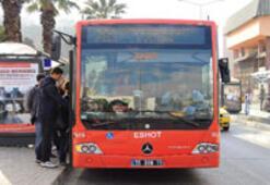 İzmir'de suya ve  toplu ulaşıma zam