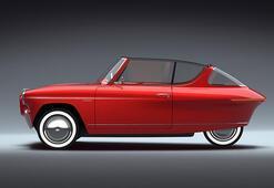 Dünyanın en ilginç otomobili: Nobe 100