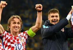 2018 FIFA Dünya Kupasında D Grubu: Hırvatistan