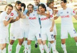 Dardanelspor 1. Lig virajında