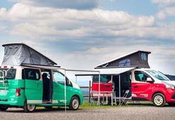 Nissanın karavan konseptli modelleri: e-NV200 ve NV300