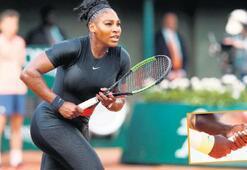 Serena'nın stilini yakalamak artık daha kolay