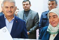Başbakan Yıldırım'ın sandığı Karabağlar'da
