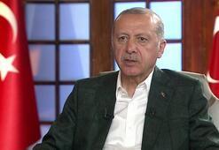 Cumhurbaşkanı Erdoğandan Millet Bahçesi açıklaması