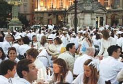 Paris'te beyaz randevu