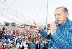 Erdoğan Avrupa'daki seçmenlere seslendi: Sandıkları patlatın