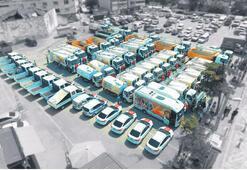 Makine filosuna 48 yeni araç