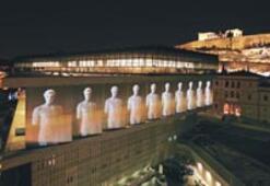 Ve 11 yıl sonra Akropolis Müzesi...