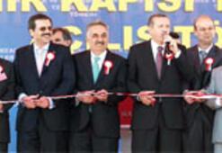 Kapıkule yenilendi, dört kat büyüdü Başbakan Hamzabeyli'yi uydudan açtı