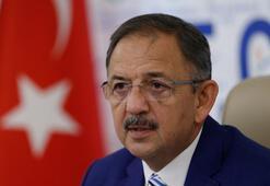 Bakan Özhaseki, imar barışının detaylarını açıkladı