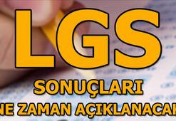 LGS sonuçları hangi tarihte açıklanacak İşte 2018 LGS soru ve cevapları