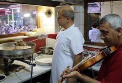 Ramazan'da akın akın yemeğe geliyorlar