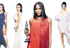 48'lik Naomi ikon seçildi