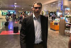 Damien Comolli, İstanbula geldi