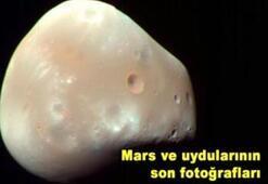 Marsı boşver hayat Enceladusta