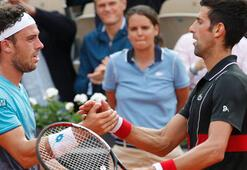Fransa Açıkta Djokovic elendi