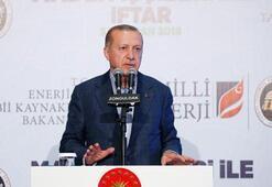 Cumhurbaşkanı Erdoğan: Harekete geçirmeye başladık