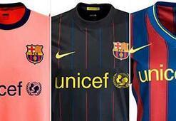 İşte Barçanın yeni sezon formaları..