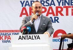 Bakan Çavuşoğlundan doğalgaz açıklaması