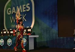 Games Week İstanbula saatler kaldı