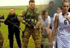 Beşiktaş kaptanı Esra, TİM filminde rol aldı