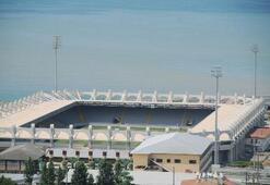 Rize'nin yeni stadının inşası tamamlandı... Başbakanın adı verilecek