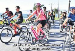İzmirliler pedala bastı