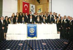 Rotary'de yeni hedefler belli