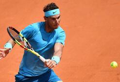 Nadal, çeyrek finale yükseldi