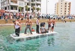 Sulama kanalına uçan minibüste can pazarı: 1 ölü, 11 yaralı