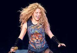 Shakiranın kapalıçarşı alışverişi