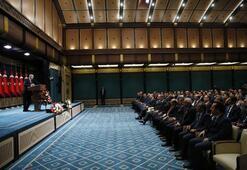 Erdoğan, belediye başkan vekillerini kabul etti