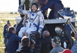 Soyuz kapsülü dünyaya iniş yaptı