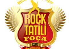 """""""Rock Tatili Foça"""" da"""