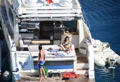 Kıvanç Tatlıtuğun aşk teknesi