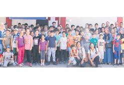 Aydın'da masa tenisi turnuvası heyecanı