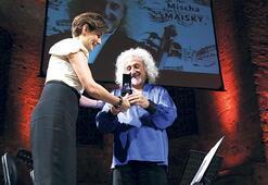 Mischa Maisky'e Yaşam Boyu Başarı Ödülü