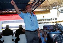 Fenerbahçe Başkanı Ali Koçun ilk sözleri