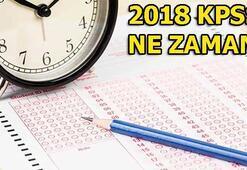 2018 KPSS ne zaman KPSS geç başvuru ne zaman yapılacak