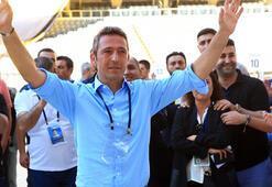 Fenerbahçenin yeni başkanı Ali Koç