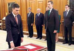 İspanya'da yeni dönem başladı