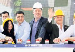 Yatırımın başkenti Buca parmakla gösteriliyor