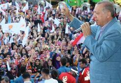 Son dakika... Erdoğandan İnceye çok sert tepki: Bu çapsızlarla yarışmıyoruz