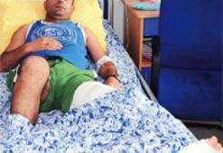 Restorana tiryaki kurşunları: 2 yaralı