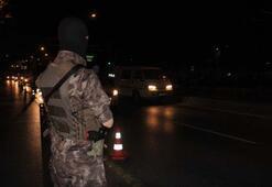 İstanbul'da 3 bin polisle 'Yedi Tepe Huzur 8' uygulaması yapıldı