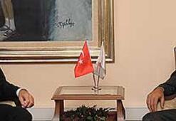 Erdoğan ve Türk buluştu