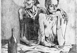 Picasso'nun çalınan gravürü bulundu